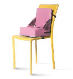 כסא על כסא - מושב לתינוק ורוד מבית CITYSPORT