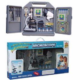 מיקרוסקופ לילדים עם הגדלה עד 1200 מבית CITYSPORT