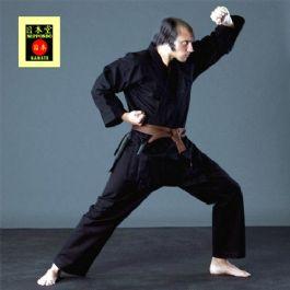 חליפת קראטה מקצועית תחרותית  עשויה כותנה איכותית Champion Nippondo